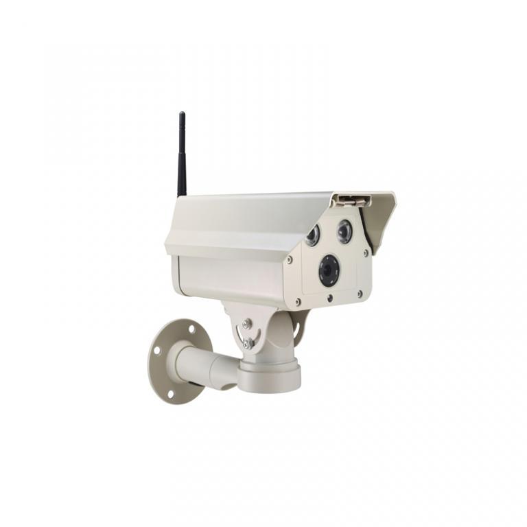 4G无线监控安装